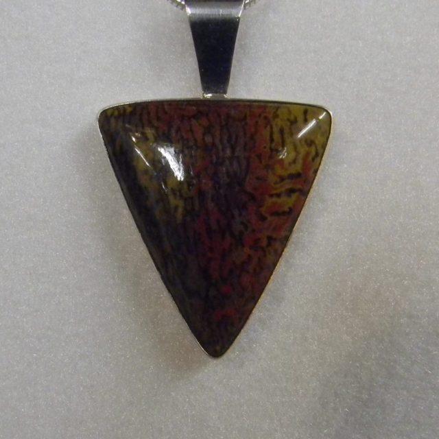 sterling pendant